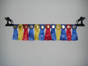 Showoff Ribbon Rack - Jumper - Wall Rack