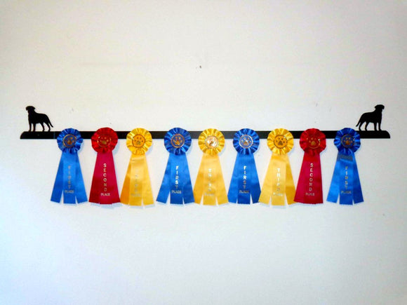 Showoff Ribbon Rack - Labrador - Wall Rack