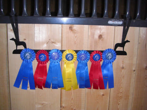 Showoff Ribbon Rack - Mini Horse - Stall Rack