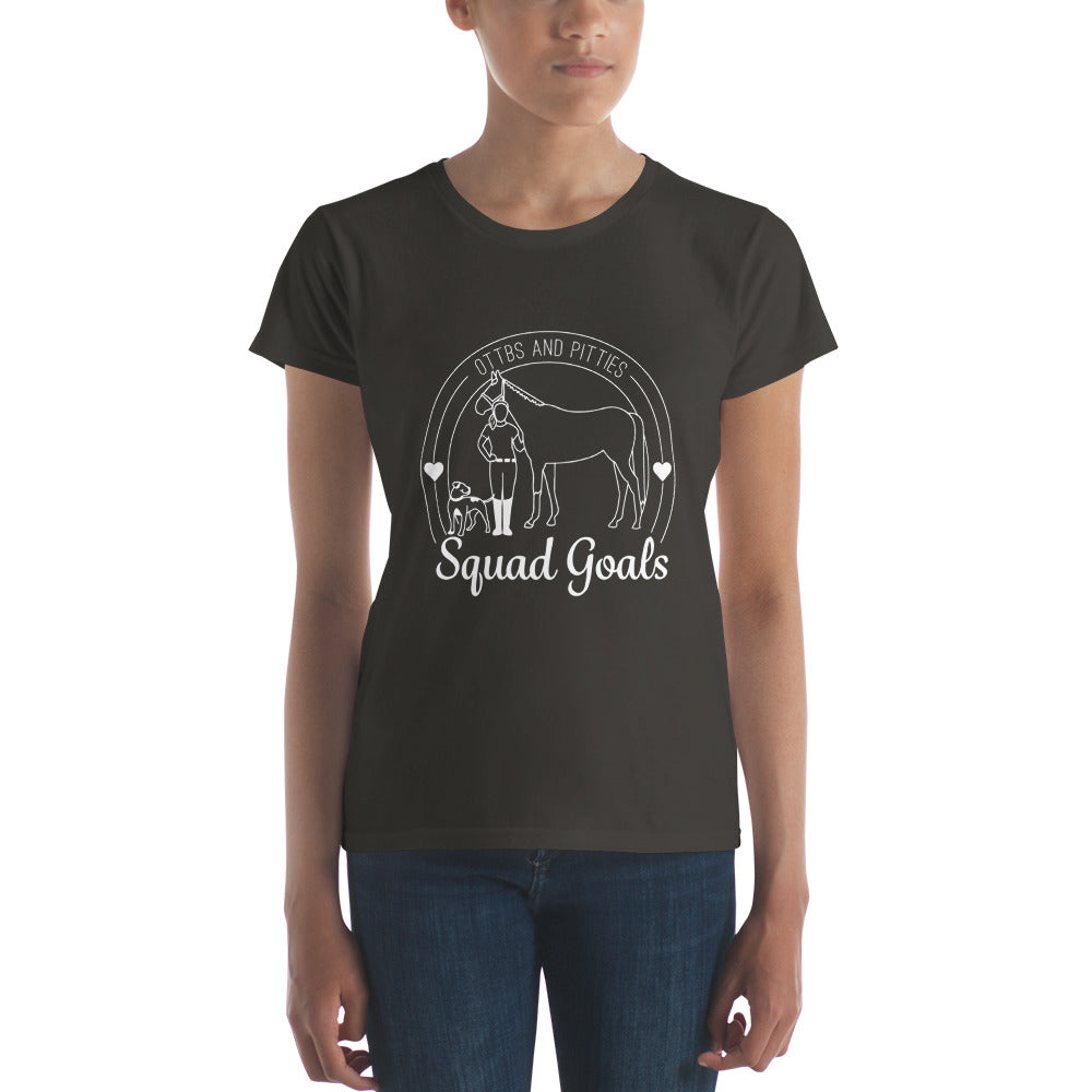 Crystallize Equestrian - Squad Goals T-Shirt