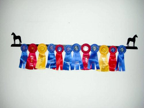 Showoff Ribbon Rack - Morgan - Wall Rack
