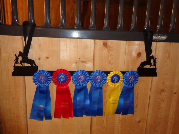 Showoff Ribbon Rack - Natural Horsemanship - Stall Rack