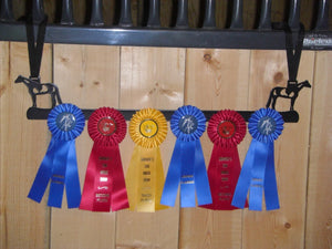 Showoff Ribbon Rack - Paint - Stall Rack