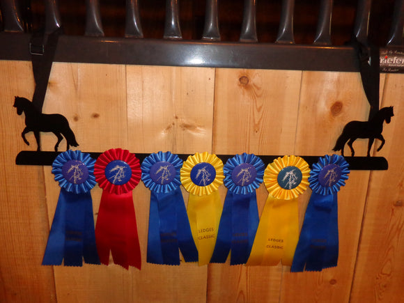Showoff Ribbon Rack - Paso Fino - Stall Rack