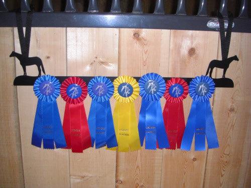 Showoff Ribbon Rack - Quarter Horse - Stall Rack