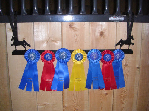 Showoff Ribbon Rack - Saddlebred - Stall Rack