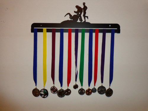 Showoff Ribbon Rack - Triathlon (Large version)
