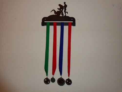 Showoff Ribbon Rack - Triathlon (Small version)