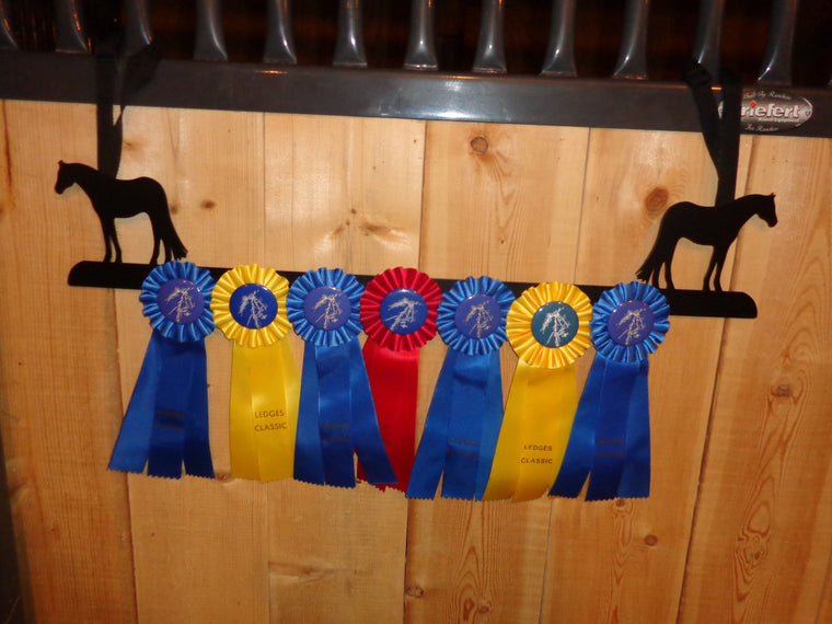 Showoff Ribbon Rack - Warmblood