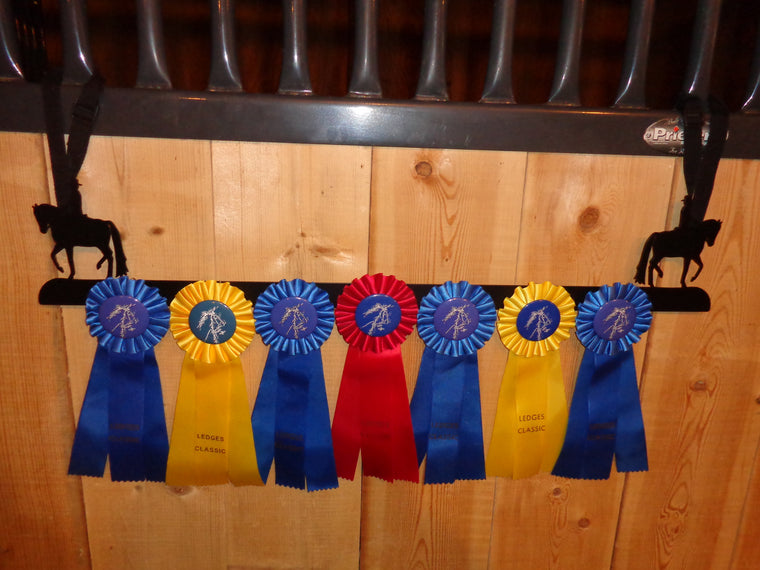 Showoff Ribbon Rack - Western Dressage