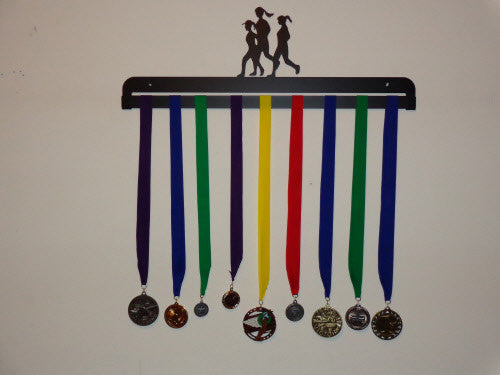 Showoff Ribbon Rack - Women runners (Large version)