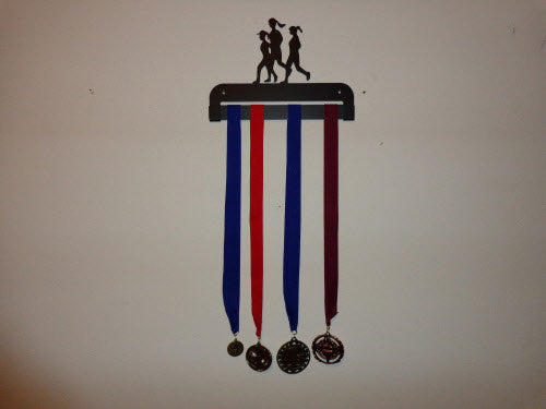 Showoff Ribbon Rack - Women runners (Small version)