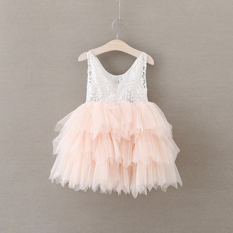 The alicia flower girl dress pink pop sparkle the alicia flower girl dress pink mightylinksfo
