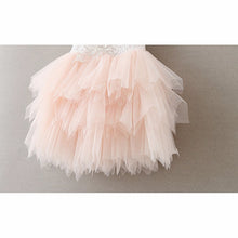 """The Alicia"" Flower Girl Dress (Pink)"