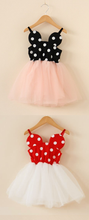 """The Minnie"" - Polka Dot Minnie Tutu Dress"