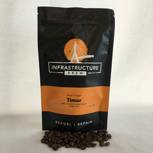 Timor - Infrastructure Brew