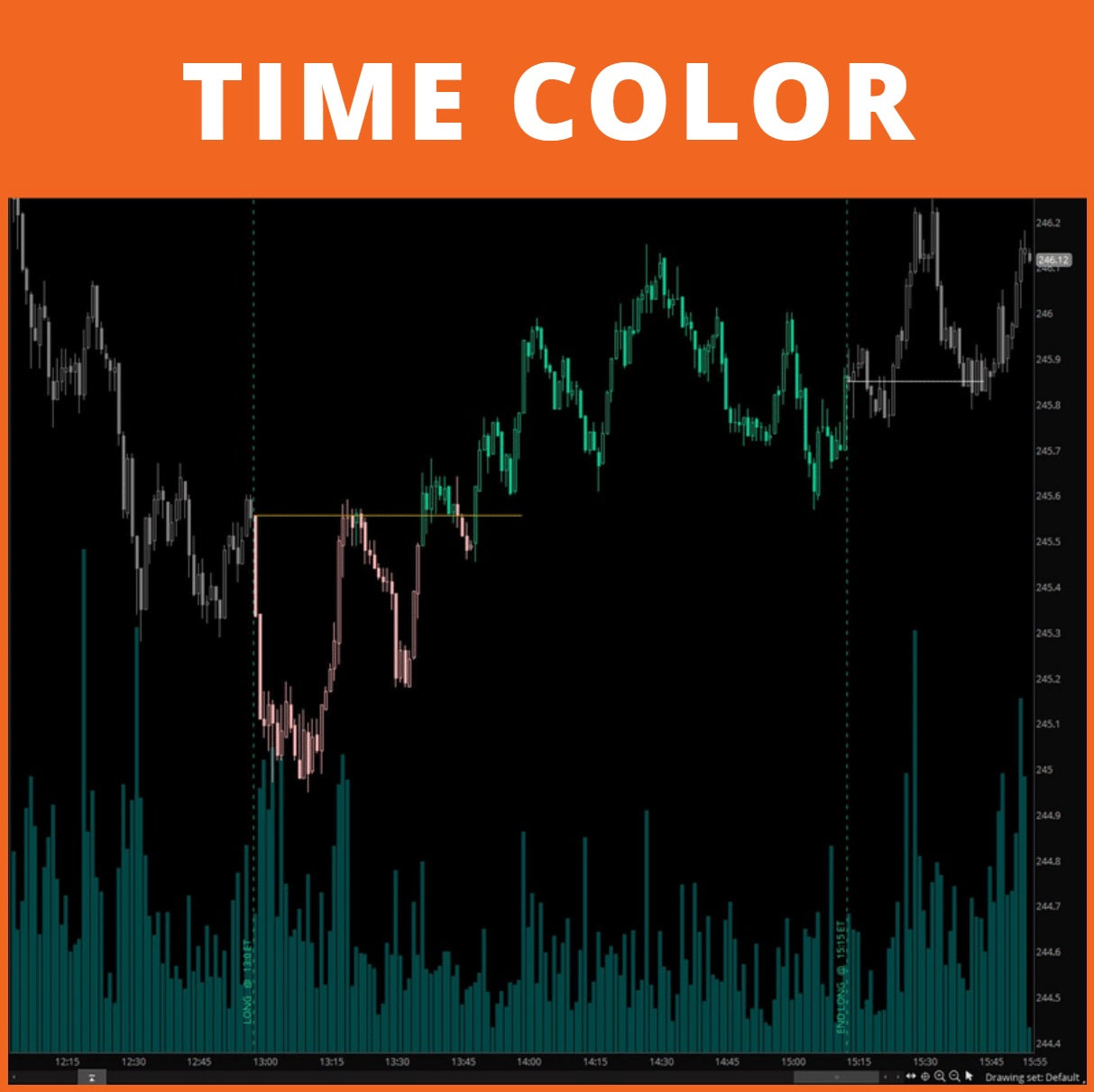 Time Color
