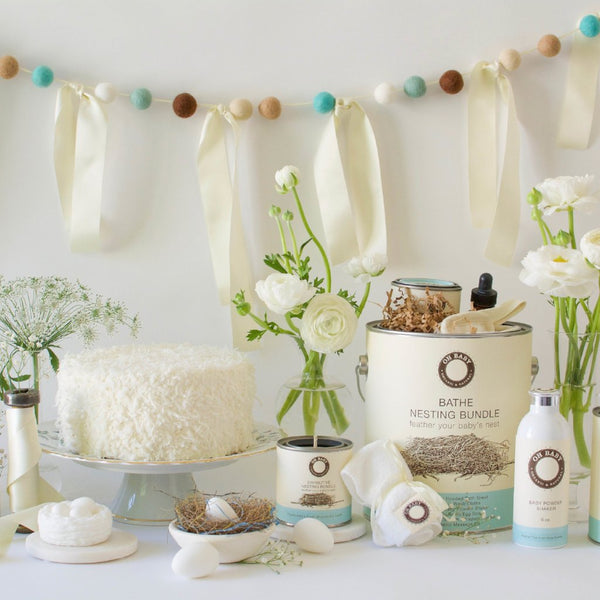 Baby Shower Essentials - Venetian Decor OH BABY
