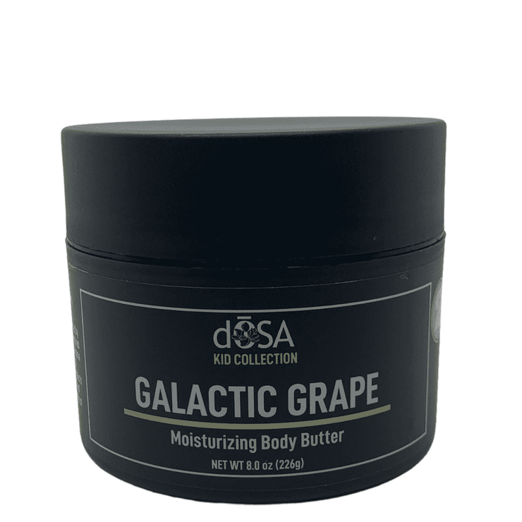 Galactic Grape Moisturizing Body Butter - dOSA Natural Body Care Products
