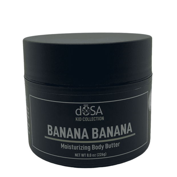 Bonkers for Banana Moisturizing Body Butter