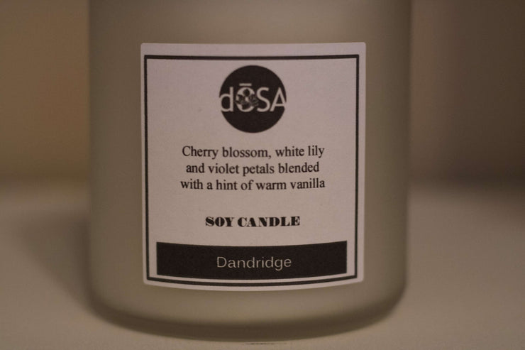 Dandridge Soy Scented Candle