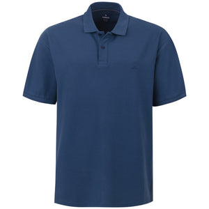 "Ανδρική Μπλούζα Polo ""King's Days"" Battery-INDIGO-5XL-kmaroussis.gr"