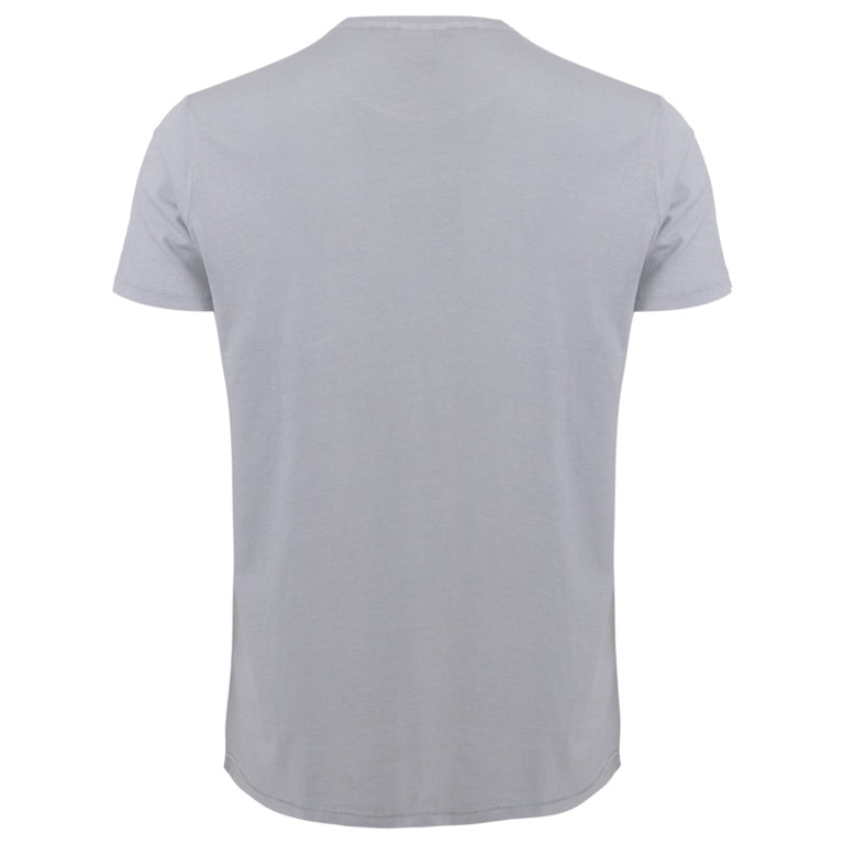 "Ανδρική Μπλούζα T-Shirt ""New Days"" Battery-GRAY-M-kmaroussis.gr"