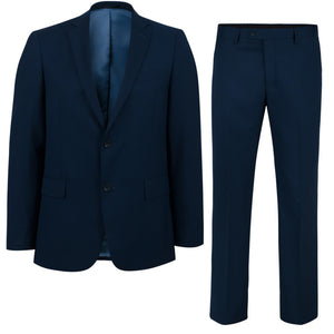 "Ανδρικό Κοστούμι ""Ronald"" Master Tailor-ROYALBLUE-48-42-kmaroussis.gr"