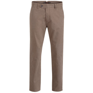 "Ανδρικό Παντελόνι Chino ""Lightmov"" GreenWood-BROWN-32-kmaroussis.gr"