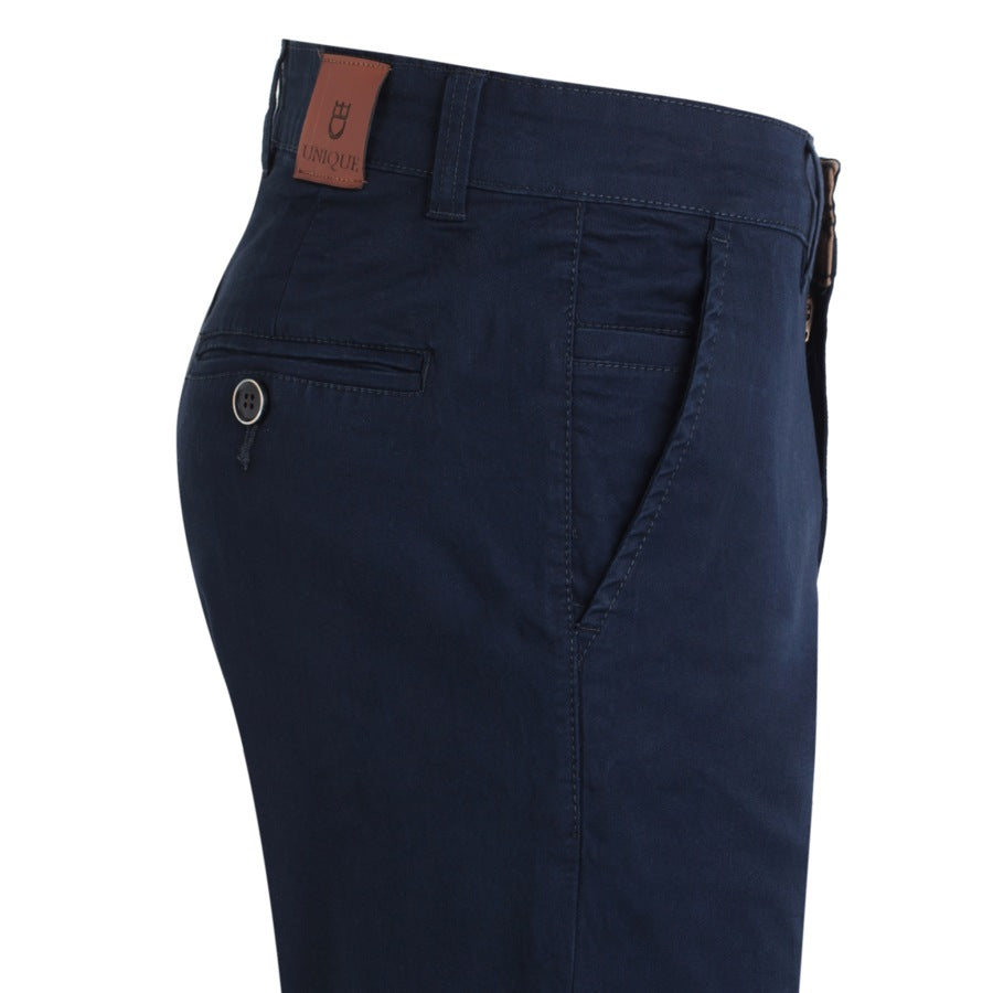 "Ανδρικό Παντελόνι Chinos ""Sun Divers"" Unique-NAVY-32-kmaroussis.gr"