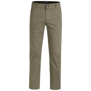 "Ανδρικό Παντελόνι Chinos ""Sun Divers"" Unique-KHAKI-32-kmaroussis.gr"