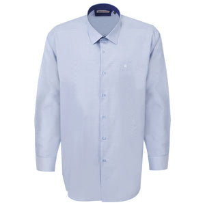 "Ανδρικό Πουκάμισο ""Bali Fire"" Poli Gianni-LIGHTBLUE-3XL-NO6-kmaroussis.gr"