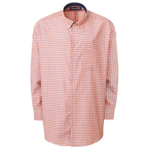 "Ανδρικό Πουκάμισο ""Pin Point"" Poli Gianni-PINK-3XL-NO6-kmaroussis.gr"