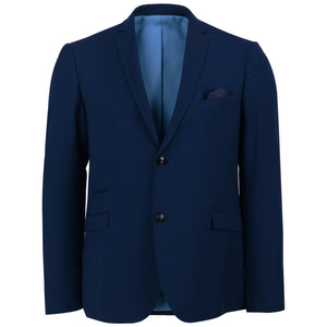 "Ανδρικό Καρό Σακάκι ""Callegal"" Master Tailor-ROYALBLUE-48-S-kmaroussis.gr"