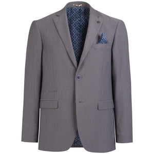 "Ανδρικό Σακάκι ""Right Balcony"" Master Tailor-GRAY-50-M-kmaroussis.gr"