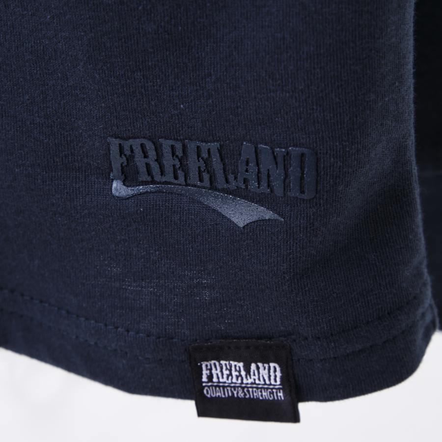 "Ανδρική Μπλούζα T-Shirt ""Big Cobra"" Freeland-NAVY-3XL-kmaroussis.gr"