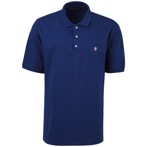"Ανδρική Μπλούζα Polo ""Carolina"" Pol Paulo-BLUE-3XL-NO6-kmaroussis.gr"