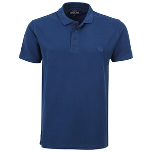 "Ανδρική Μπλούζα Polo ""Green Tuna"" Freeland-INDIGO-4XL-kmaroussis.gr"