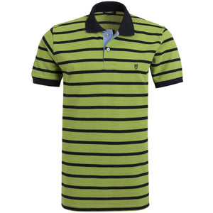 "Ανδρική Μπλούζα Polo ""Leit Miceron"" Unique-LIGHTGREEN-M-kmaroussis.gr"
