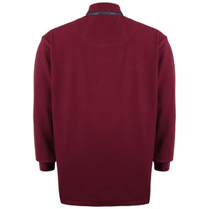 "Ανδρική Μπλούζα Polo ""Optimatoro"" North Star-BURGUNDY-4XL-kmaroussis.gr"