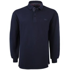 "Ανδρική Μπλούζα Polo ""Optimatoro"" North Star-DARKBLUE-4XL-kmaroussis.gr"