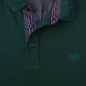 "Ανδρική Μπλούζα Polo ""Optimatoro"" North Star-DARKGREEN-4XL-kmaroussis.gr"