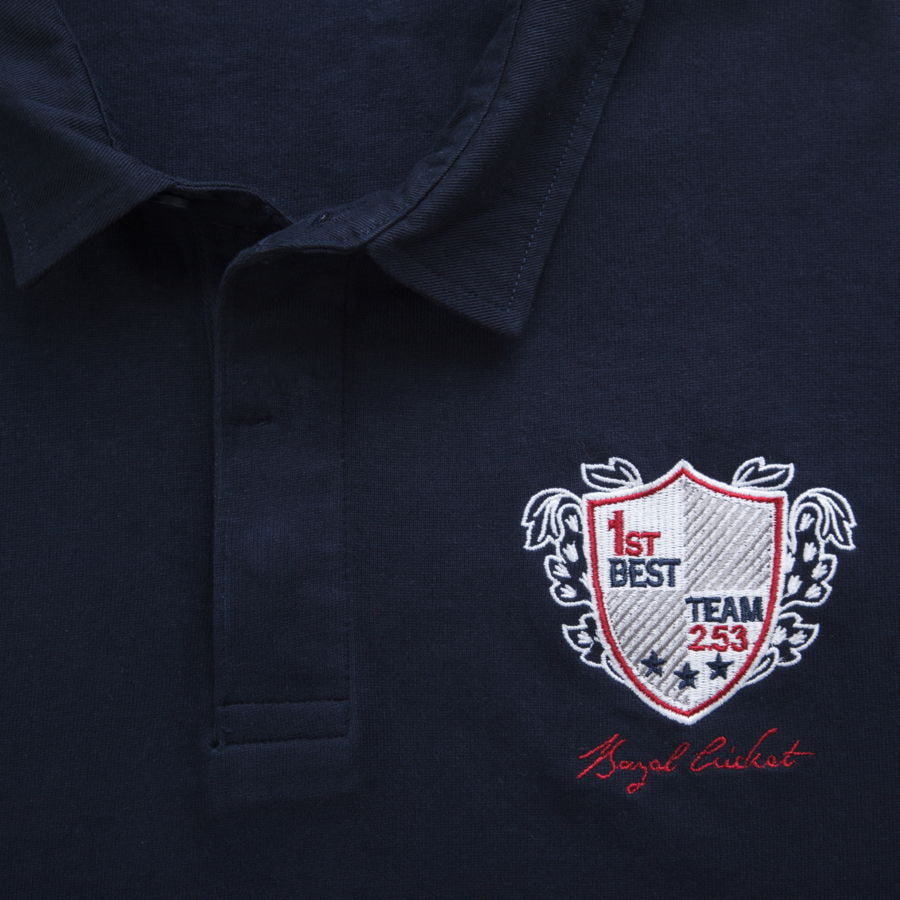 "Ανδρική Μπλούζα Polo ""Seconomy"" Livergy-DARKBLUE-M-kmaroussis.gr"