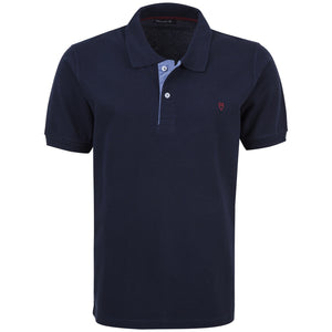 "Ανδρική Μπλούζα Polo ""VentoPlus"" Unique-NAVY-M-kmaroussis.gr"