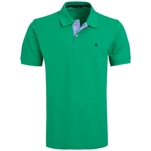 "Ανδρική Μπλούζα Polo ""VentoPlus"" Unique-GREEN-M-kmaroussis.gr"