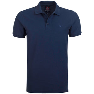 "Ανδρική Μπλούζα Polo ""Sunny Days"" Battery-DARKBLUE-M-kmaroussis.gr"