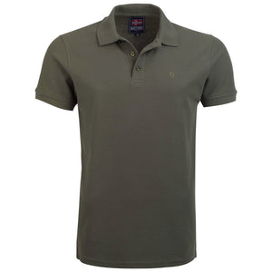 "Ανδρική Μπλούζα Polo ""Sunny Days"" Battery-KHAKI-M-kmaroussis.gr"