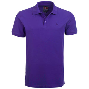 "Ανδρική Μπλούζα Polo ""Sunny Days"" Battery-PURPLE-M-kmaroussis.gr"