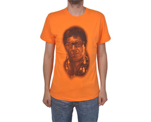 "Ανδρική Μπλούζα T-Shirt ""Scarface"" BMF-ORANGE-XL-kmaroussis.gr"