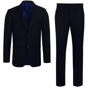 "Ανδρικό Κοστούμι ""Statement"" Master Tailor-DARKBLUE-48-42-kmaroussis.gr"